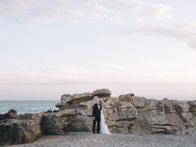 La boda de Miguel y Sine en La/villajoyosa Vila Joiosa, Alicante 40