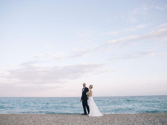 La boda de Miguel y Sine en La/villajoyosa Vila Joiosa, Alicante 41