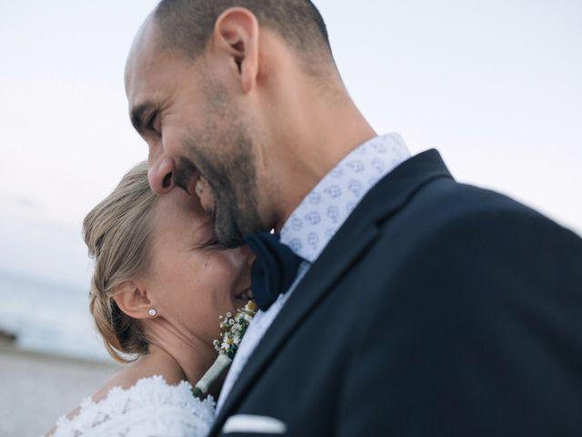 La boda de Miguel y Sine en La/villajoyosa Vila Joiosa, Alicante 43