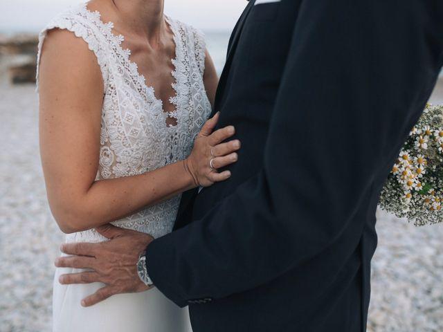 La boda de Miguel y Sine en La/villajoyosa Vila Joiosa, Alicante 44
