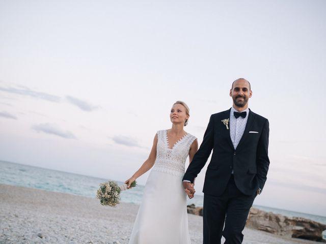 La boda de Miguel y Sine en La/villajoyosa Vila Joiosa, Alicante 47