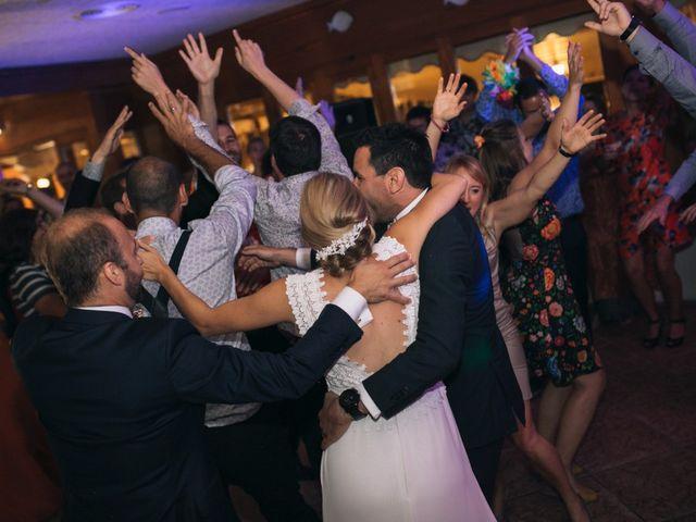 La boda de Miguel y Sine en La/villajoyosa Vila Joiosa, Alicante 62