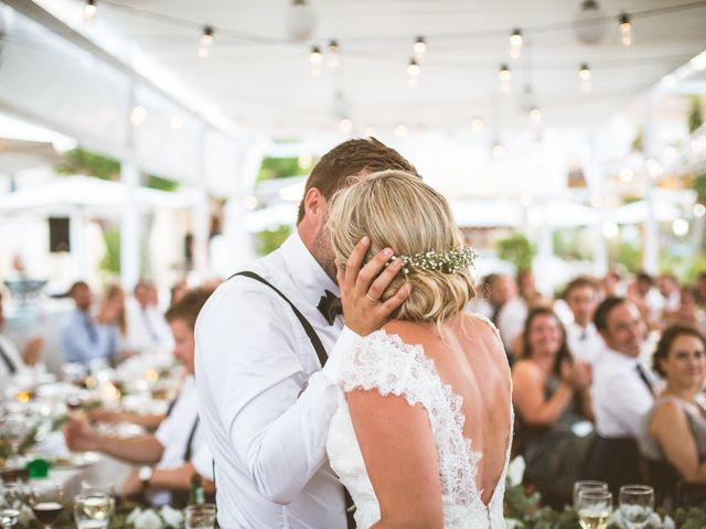 La boda de Stine y Tor