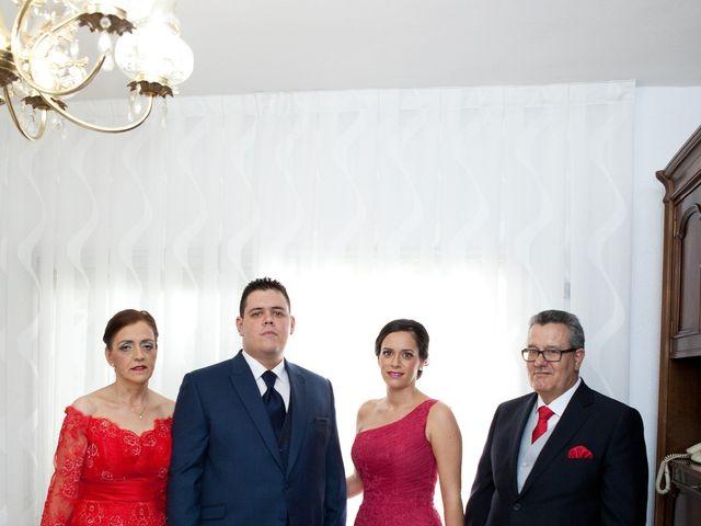 La boda de Jaime y Raquel en Aranjuez, Madrid 5