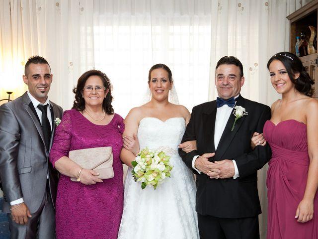 La boda de Jaime y Raquel en Aranjuez, Madrid 1