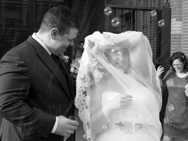 La boda de Jaime y Raquel en Aranjuez, Madrid 9