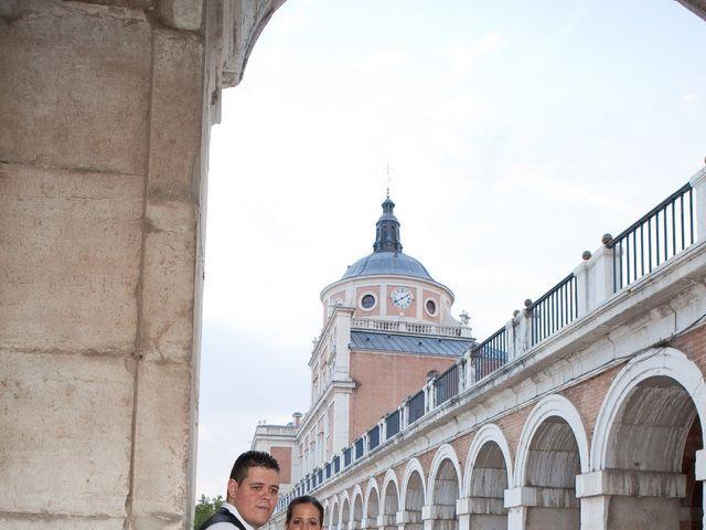 La boda de Jaime y Raquel en Aranjuez, Madrid 11