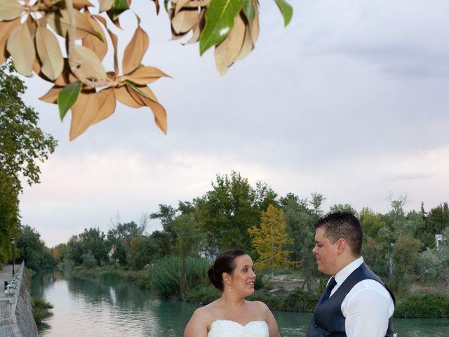 La boda de Jaime y Raquel en Aranjuez, Madrid 12