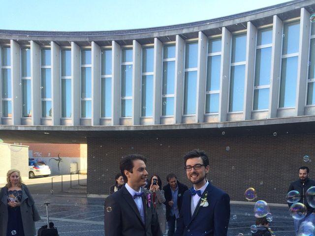 La boda de Mario y Dan en Salamanca, Salamanca 2