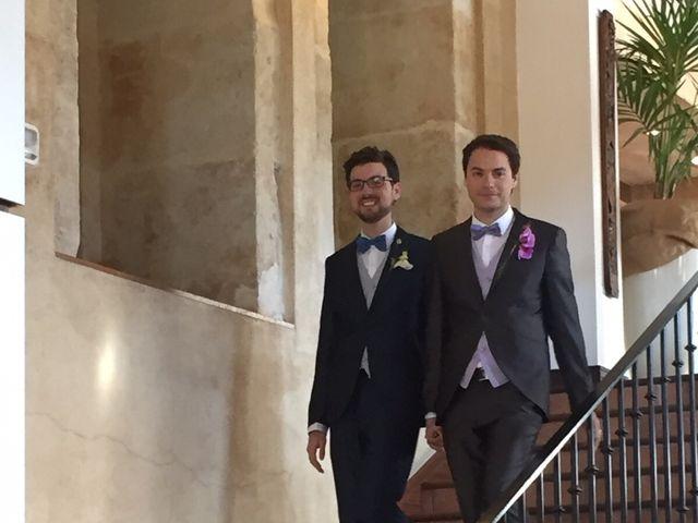 La boda de Mario y Dan en Salamanca, Salamanca 4