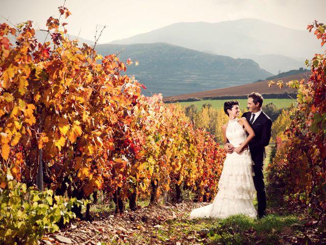 La boda de Javier y María en Logroño, La Rioja 6