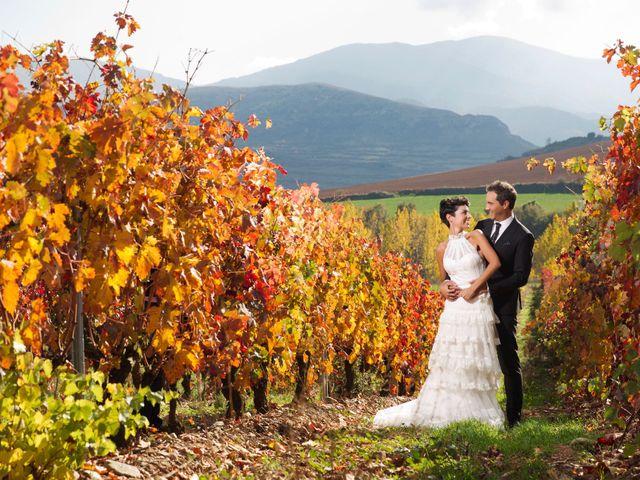 La boda de Javier y María en Logroño, La Rioja 7