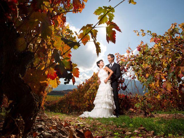 La boda de Javier y María en Logroño, La Rioja 8