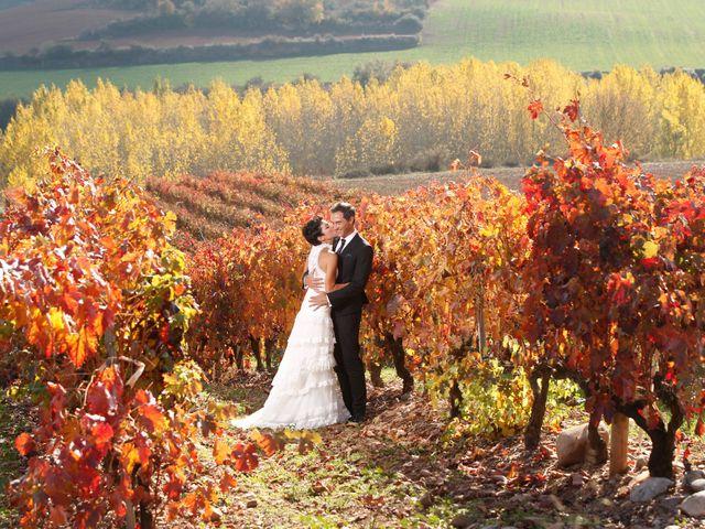 La boda de Javier y María en Logroño, La Rioja 64