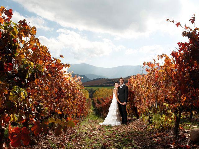 La boda de Javier y María en Logroño, La Rioja 66
