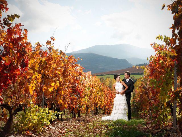 La boda de Javier y María en Logroño, La Rioja 69