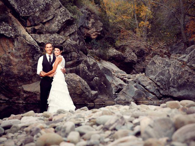 La boda de Javier y María en Logroño, La Rioja 98