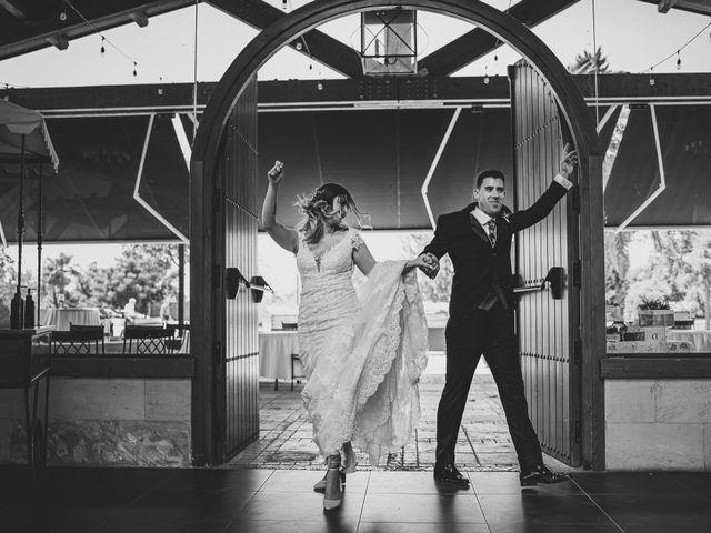 La boda de Aroa y Iván