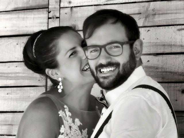 La boda de Carmen y Fonso