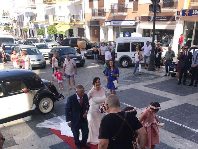 La boda de Antonio y Rocio  en Lepe, Huelva 2