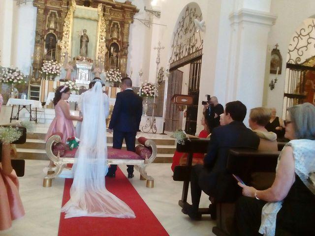 La boda de Antonio y Rocio  en Lepe, Huelva 7