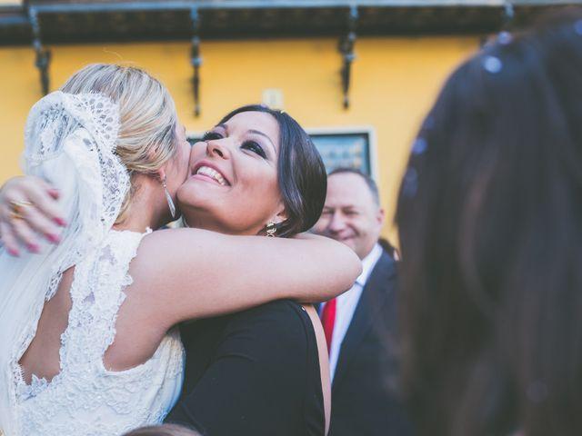 La boda de Chema y Miriam en Bollullos De La Mitacion, Sevilla 3