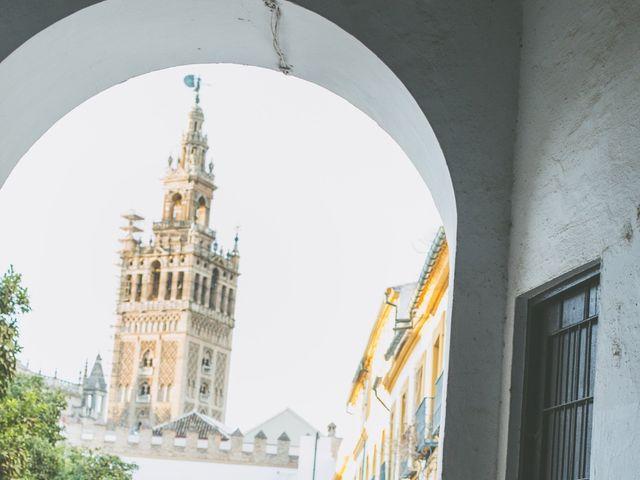 La boda de Chema y Miriam en Bollullos De La Mitacion, Sevilla 4