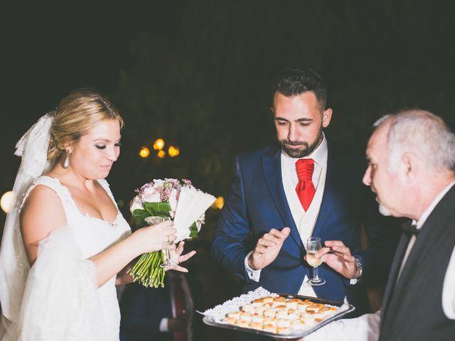 La boda de Chema y Miriam en Bollullos De La Mitacion, Sevilla 11