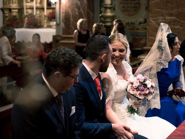 La boda de Chema y Miriam en Bollullos De La Mitacion, Sevilla 21