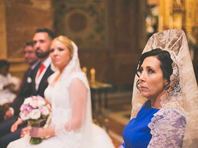 La boda de Chema y Miriam en Bollullos De La Mitacion, Sevilla 23