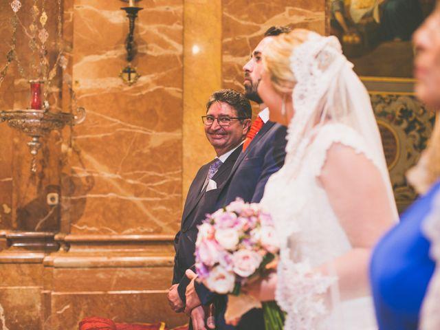 La boda de Chema y Miriam en Bollullos De La Mitacion, Sevilla 24