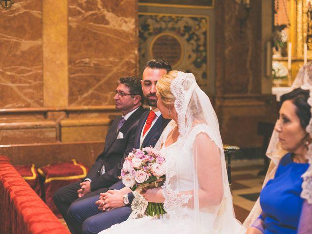 La boda de Chema y Miriam en Bollullos De La Mitacion, Sevilla 25