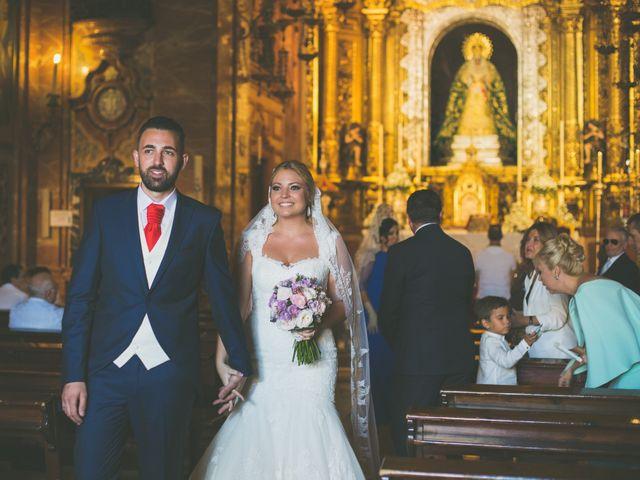 La boda de Chema y Miriam en Bollullos De La Mitacion, Sevilla 26
