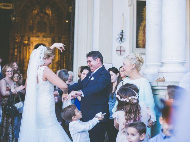 La boda de Chema y Miriam en Bollullos De La Mitacion, Sevilla 29