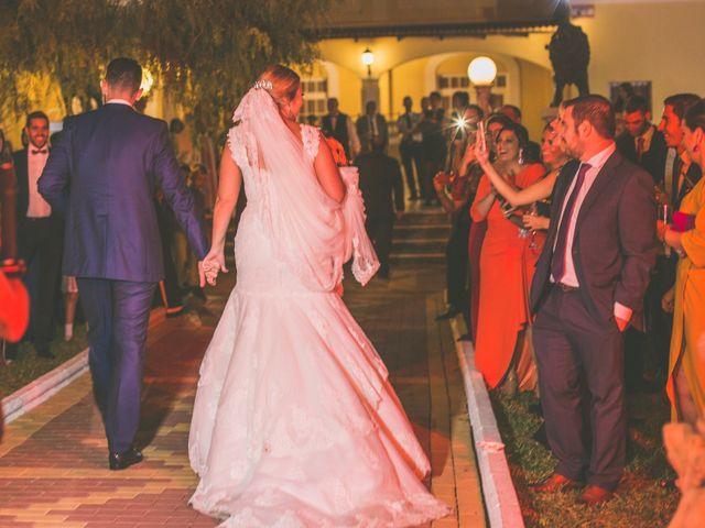 La boda de Chema y Miriam en Bollullos De La Mitacion, Sevilla 37