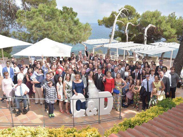 La boda de Daniel y Carla en Sant Feliu De Guixols, Girona 29