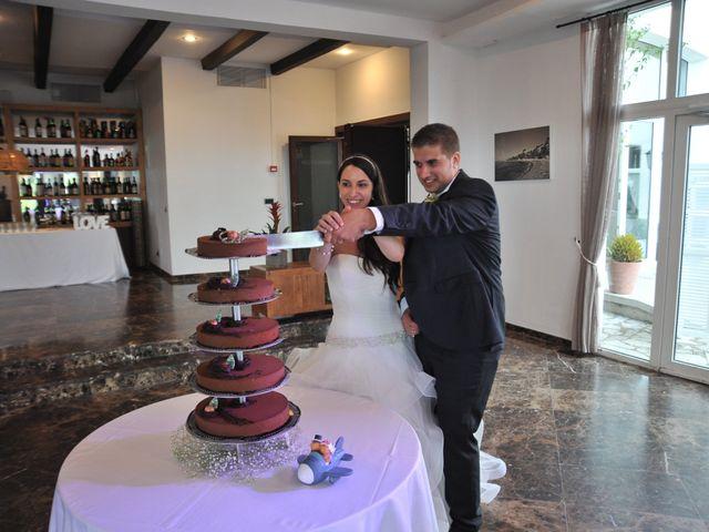 La boda de Daniel y Carla en Sant Feliu De Guixols, Girona 34