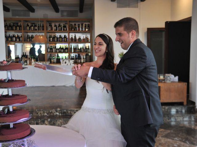 La boda de Daniel y Carla en Sant Feliu De Guixols, Girona 35