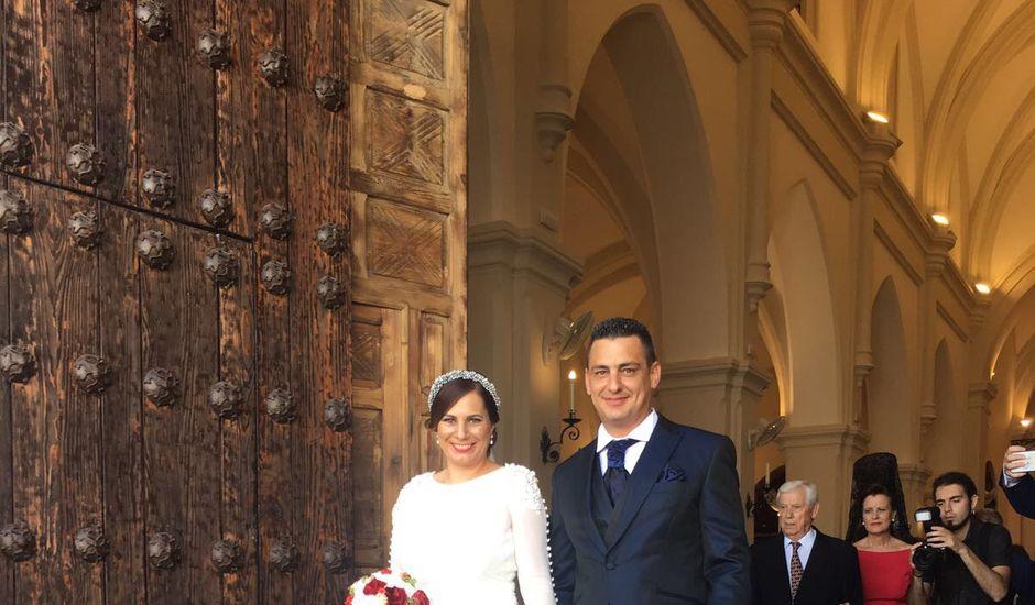 La boda de Antonio y Rocio  en Lepe, Huelva