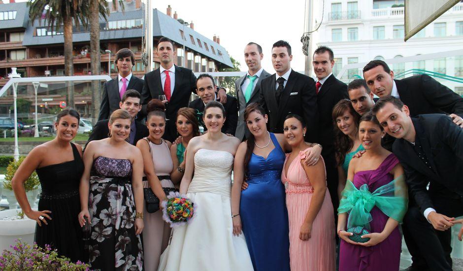 La boda de Ricardo y Laura en Santander, Cantabria