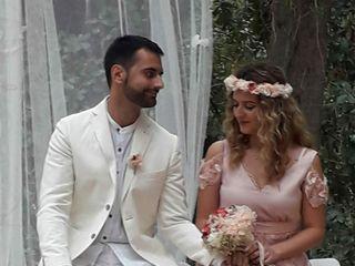 La boda de Gauri  y Albert  1