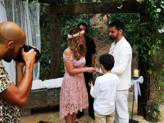 La boda de Gauri  y Albert  3