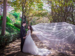 La boda de Daniela y Victor 1