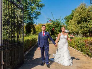 La boda de Esperanza y Fran