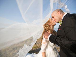 La boda de Simona y Alberto