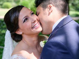 La boda de Christian y Thamara 1