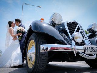 La boda de Christian y Thamara 3