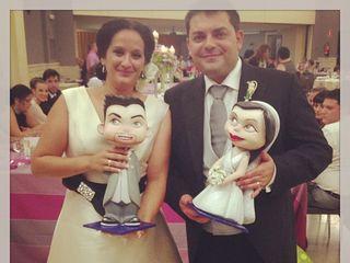 La boda de Luis y Macarena 1