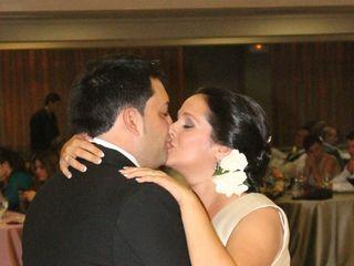 La boda de Luis y Macarena