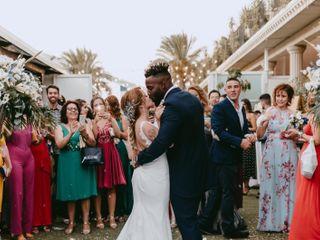 La boda de Maria y Josué